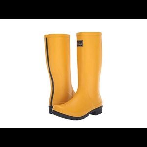 Joules Field Welly Antique Gold 7 M